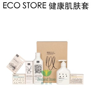 Ecostore 天然手部/唇部健康滋润套装