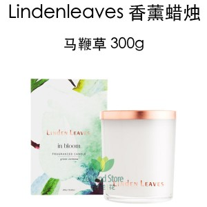 Linden Leaves 琳登丽诗 马鞭草香薰蜡烛 300克