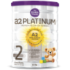 A2 白金婴儿配方奶粉 2段 6罐/箱 (6个月-1岁)