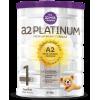 A2 白金婴儿配方奶粉 1段 6罐/箱 (0-6个月)