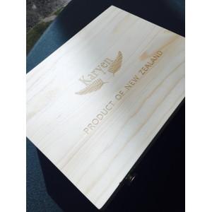 新西兰纯手工木质礼盒